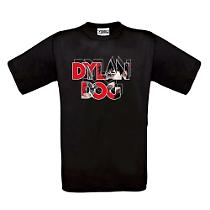 T-shirt Dylan Dog - Logo