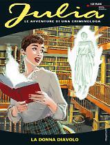 La donna diavolo - Julia 231 cover