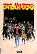 Poster Dylan Dog - Old Boy