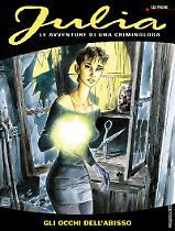 Gli occhi dell'abisso - Julia 01 cover