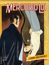 L'uomo orizzontale - Mercurio Loi 10 cover