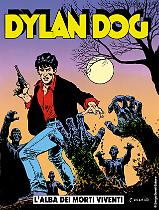 L'alba dei morti viventi - Dylan Dog 01 cover