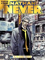 Nathan Never 100 - Oro