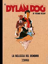 La bellezza del demonio - Il Dylan Dog di Tiziano Sclavi 14 cover