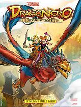 Le mummie delle sabbie - Dragonero Adventures 08 cover