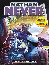 Il segreto di Eve Lynam - Nathan Never 324 cover