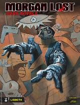 Lisbeth - Morgan Lost Dark Novels 08 cover