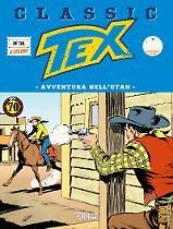 Avventura nell'Utah - Tex Classic 38 cover