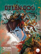 Creepy Past - Dylan Dog Color Fest 26 cover