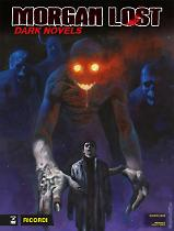 Ricordi - Morgan Lost Dark Novels 09 cover