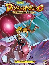 La Torre dell'Orologio - Dragonero Adventures 11 cover