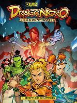 Il segreto del Burattinaio - Dragonero 12 cover