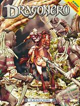 Il senza cuore - Dragonero 65 cover