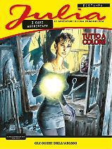 Gli occhi dell'abisso - Julia ristampa 01 cover