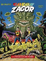La minaccia dei Morb - Color Zagor 08 cover