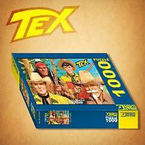 Puzzle Tex e i suoi pards