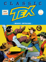 Nuovi intrighi - Tex Classic 47 cover