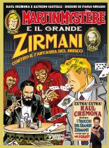 Martin Mystère e il grande Zirmani contro il fantasma del museo