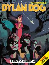 Esercizio numero 6 - Dylan Dog 388 cover