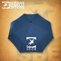 Ombrello Sergio Bonelli Editore - Blu