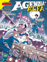 Il castello degli immortali - Agenzia Alfa 42 cover