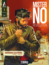 Sognando California - Mister No Revolution 03 cover