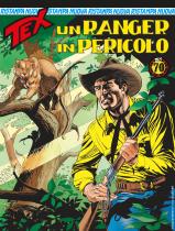 Un ranger in pericolo - Tex Nuova Ristampa 442 cover