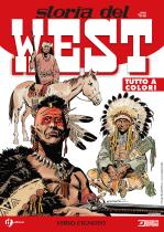 Verso l'ignoto - Storia del West 01 cover