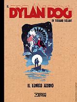 Il lungo addio - Il Dylan Dog di Tiziano Sclavi 24 cover