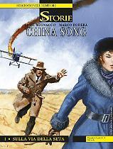 China Song 1 - Sulla via della seta - Le Storie 79 cover
