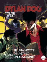 Se una notte d'inverno un assassino - Dylan Dog Color Fest 29 cover