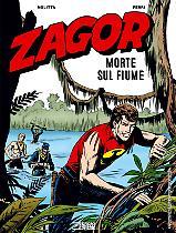 Zagor. Morte sul fiume