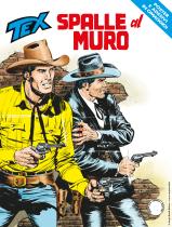 Spalle al muro - Tex 704 cover