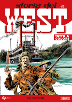 Gli invasori - Storia del West 04 cover