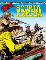 Scorta armata - Tex Nuova Ristampa 447 cover