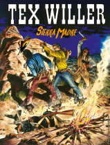 Sierra madre - Tex Willer 09 cover
