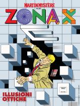 Illusioni ottiche - Maxi Martin Mystère 11 cover