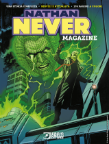 Nathan Never Magazine 2019 cover