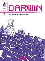 Morire e nascere - Darwin 02 cover