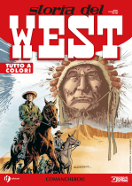 Comancheros! - Storia del West 06 cover