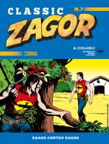 Zagor contro Zagor - Classic Zagor 07 cover