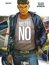 Mister No Revolution. Amazzonia