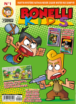 Bonelli Kids Magazine 2019 cover