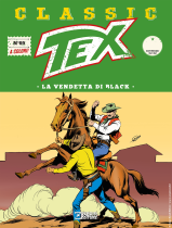 La vendetta di Black - Tex Classic 69 cover