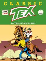 La vendetta di Black - Tex Classic 69 cover