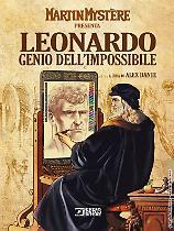 Martin Mystère presenta Leonardo Genio dell'Impossibile