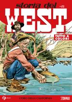 L'oro della California - Storia del West 09 cover