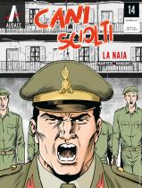 La naia - Cani Sciolti 14 cover