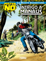 Intrigo a Manaus - Mister No Le Nuove Avventure 07 cover
