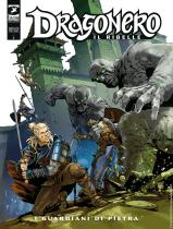 I guardiani di pietra - Dragonero Il Ribelle 03 cover